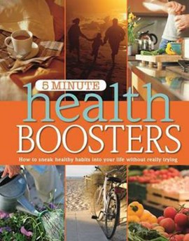 5 Minute Health Boosters H/B by
