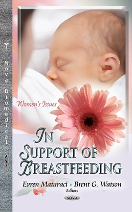In support of breastfeeding by Evren Mataraci