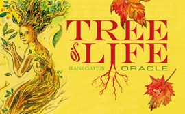 Tree of life oracle by Elaine Clayton