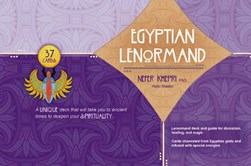 The Egyptian Lenormand by Reiki Master Nefer Khepri