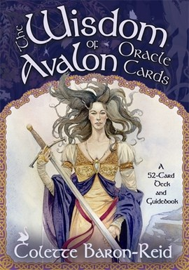 Wisdom Of Avalon Oracle Cards by Colette Baron-Reid