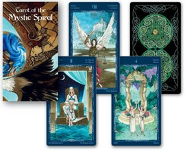 Tarot Of The Mystic Spiral 78 Card Tarot Deck by Giovanni Pelosini