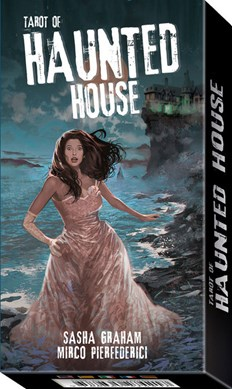 Tarot of Haunted House by Sasha Graham