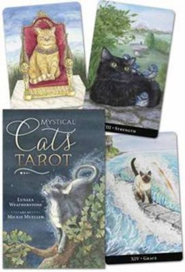 Mystical Cats Tarot by Lunaea Weatherstone