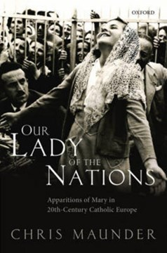 Our lady of the nations by Chris Maunder