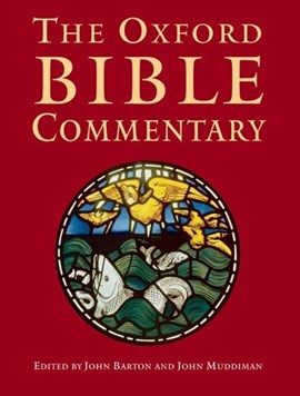 The Oxford Bible commentary by John Barton