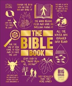 The Bible book by DK
