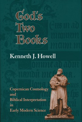 God's two books by Kenneth J Howell