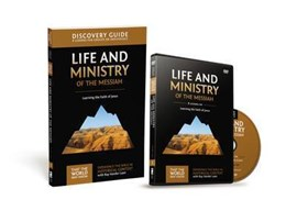 Life and Ministry of the Messiah Discovery Guide with DVD by Ray Vander Laan