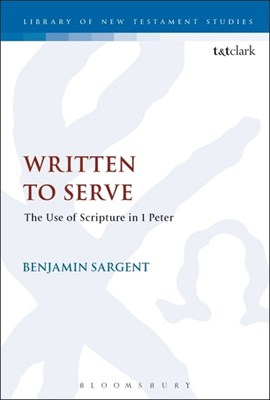 Written to serve by The Revd Dr Benjamin Sargent