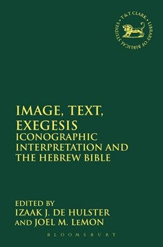 Image, text, exegesis by Dr Izaak J. de Hulster