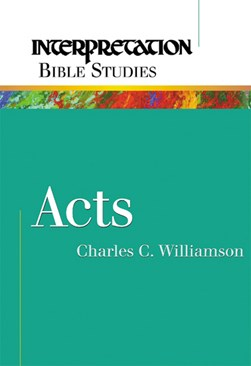 Acts by Charles C. Williamson