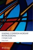 Leading common worship intercessions