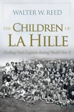 The children of La Hille by Walter W. Reed