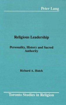 Religious leadership by Richard A Hutch