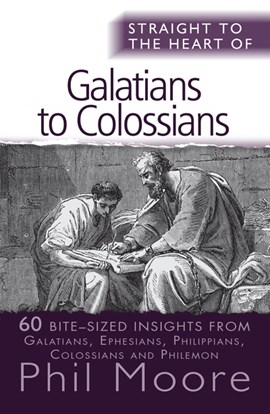 Galatians to Colossians by Mr Phil Moore