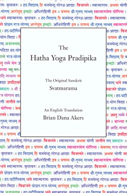 The Hatha yoga pradipika by Svatmarama