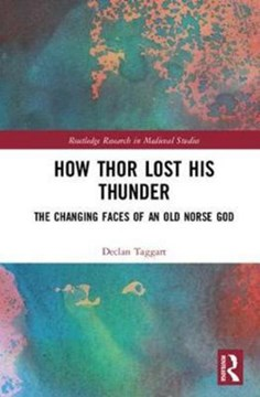 How Thor lost his thunder by Declan Taggart