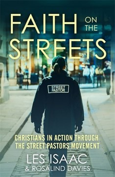 Faith on the streets by Les Isaac