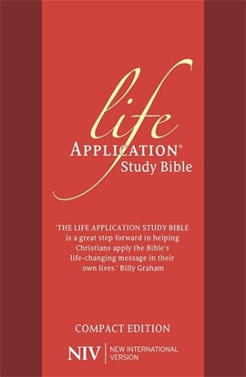 Compact life application study Bible (Anglicised) by New International Version