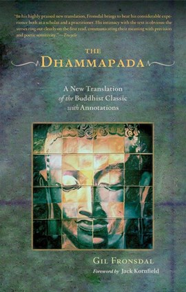 The Dhammapada by Gil Fronsdal