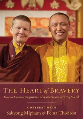 The Heart of Bravery by Sakyong Mipham