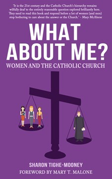 What about me? by Sharon Tighe-Mooney