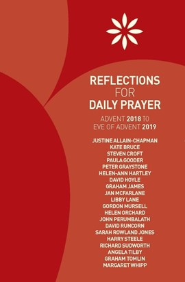 Reflections for daily prayer by Kate Bruce