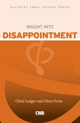 Insight into disappointment by Chris Ledger