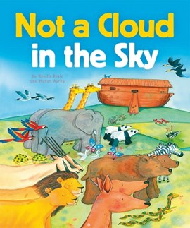 Not a cloud in the sky by Renita Boyle