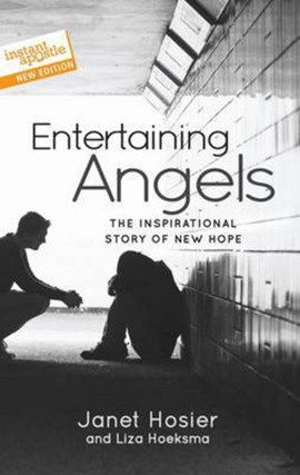 Entertaining angels by Janet Hosier
