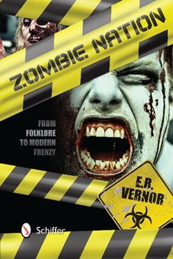 Zombie nation by E. R. Vernor