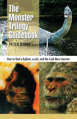 Monster Trilogy Guidebook by Peter Byrne