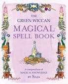 The green wiccan magical spell book