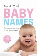 An A-Z of baby names