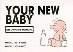 Your new baby