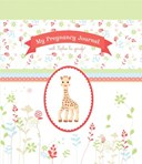 My Pregnancy Journal with Sophie la girafe¬