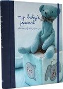 My Baby's Journal (Blue)