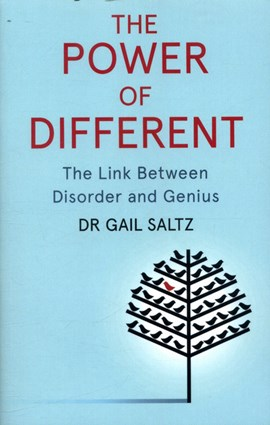 The power of different by Dr. Gail Saltz