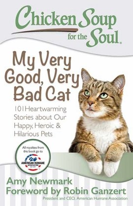 My very good, very bad cat by Amy Newmark