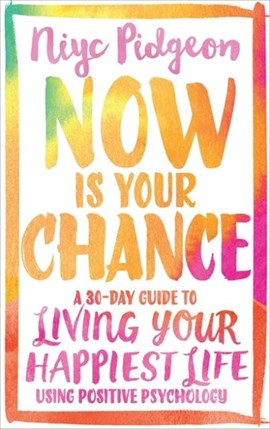Now is your chance by Niyc Pidgeon