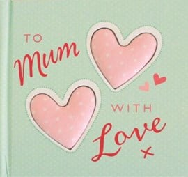 To mum with love x by Josephine Collins