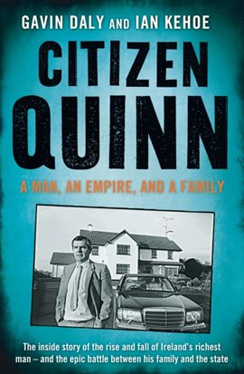Citizen Quinn by Gavin Daly