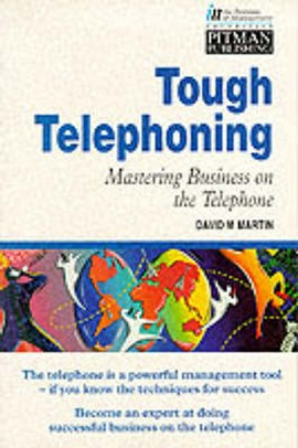 Tough telephoning by David Martin