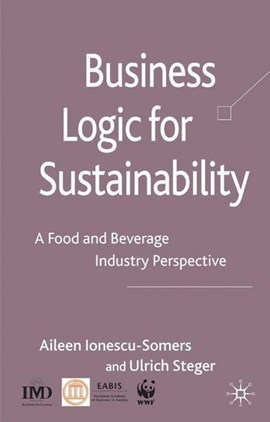 Business logic for sustainability by Aileen Ionescu-Somers