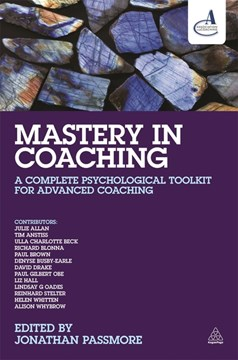 Mastery in coaching by Jonathan Passmore