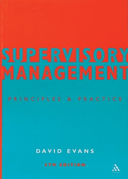 Supervisory management by David Evans