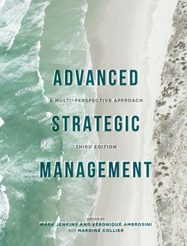 Advanced strategic management by Mark Jenkins