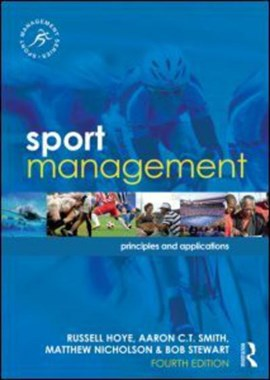 Sport management by Russell Hoye