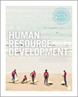 Human resource development by David McGuire